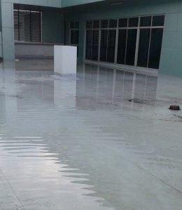 EVALON สามารถทดสอบระบบด้วยการขังน้ำเพื่อสร้างความมั่นใจให้กับลูกค้า