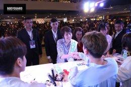 เก็บภาพบรรยากาศงาน Super Junior Fan Signing Event ณ ศูนย์การค้า Central World