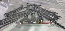 ประแจแหวนข้าง Kingtony 1215MR  14 ตัวชุด 8 - 24 mm.
