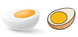 ไข่ไก่กับไข่เป็ดแตกต่างกันอย่างไร