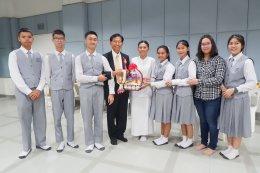 วันคารวตาครบรอบ9ปีแห่งการสถาปนาโรงเรียนตะวันชัยวิทยา
