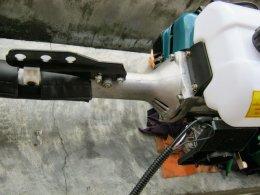 ขั้นตอนการประกอบเครื่องตัดหญ้าสะพายบ่า HERO รุ่นCG411