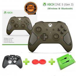 xbox one s ลิมิเต็ด (Wireless & Bluetooth)(Gen3)  ของแท้  รุ่น combat และ patrol