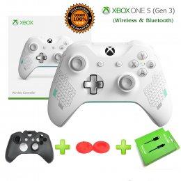 xbox one s ลิมิเต็ด (Wireless & Bluetooth)(Gen3)SPORT WHITE