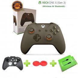 xbox one s ลิมิเต็ด (Wireless & Bluetooth)(Gen)สีกากี