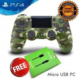จอย PS4  ลายทหาร