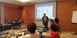 ภาพกิจกรรม Thailand Trade Mission by CAR Chicago Association of Realtors at Ayutthaya City Prak