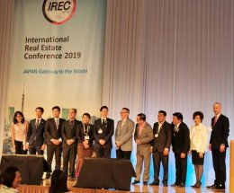IREC 2019 JAPAN ' Gateway to the World International Real Estate Conference 2019