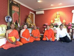 พระพรหมสิทธิ ประธานสำนักงานกำกับดูแลพระธรรมทูตไปต่างประเทศ
