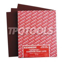 Aluminium Oxide Cloth - Sheets