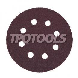 Hook-n-Loop Sanding Discs - 150mm  6 Holes.