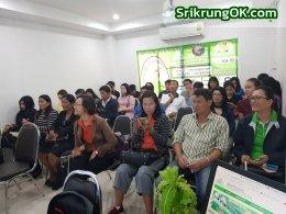 สอนงานทีม BSK Smart Group ศรีกรุงโบรคเกอร์ สาขา อุดรธานี 24 สิงหาคม 2562