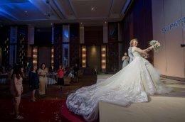 จัดสถานที่อย่างไรให้แน่ใจว่าแขกทุกคนจะมองเห็นพิธีแต่งงานของคุณ