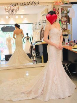 การเลือกชุดแต่งงานจากรูปร่างของคุณ ...