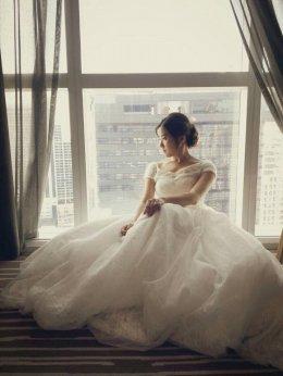 ดีไซน์คอเสื้อสำหรับชุดเจ้าสาวในรูปแบบต่างๆ ที่ว่าที่เจ้าสาวควรเริ่มทำความรู้จัก!!