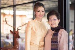 ชุดไทยเจ้าสาวสำหรับพิธีหมั้นเช้า 3 แบบ ที่ได้รับความนิยมมากที่สุด