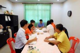 การประชุมหารือร่วมกันระหว่าง TMASIANFOOD และ UBR UBI