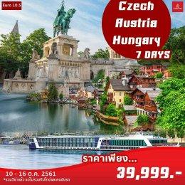 EURO10.5 CZ-AUSTRIA-HUNGARY 7D