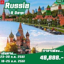 EURO7 RUSSIA 8D5N