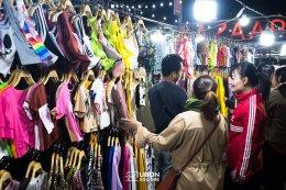 ตลาด Night Market @ศูนย์การค้าอุบลสแควร์