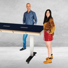 ทำไมถึงต้องซื้อโต๊ะแบบยืนทำงาน ?