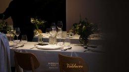 Valduero Night wine tasting with chef's choice food pairing experience