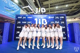 JIB x INTEL Imagine What You Can Do  I  Pinku Notori