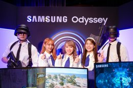 Samsung Odyssey Media Launch and Blogger Day