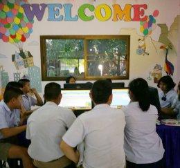 กลุ่มบริษัทเอกภาพ มอบเงินสนับสนุน และ คอมพิวเตอร์ แด่ โรงเรียนวัดหนองตาบุญ