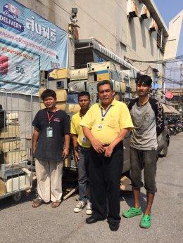 ห้างเอกภาพ ขอเชิญชวนชาวสระบุรี ร่วมบริจาคให้ชมรม ร่วมใจพัฒนาคนพิการจังหวัดสระบุรี
