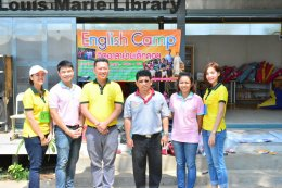 CSR English Camp at Maesod