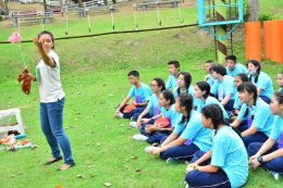 English Camp at Chonburi, M1-3