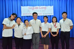 CSR English Camp at Mae Chaem