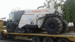Sold out   Wirtgen WR2500S