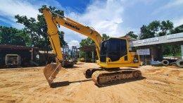 ปิดการขาย ส่งมอบเรียบร้อย  KOMATSU PC130-8ลูกค้าVIPบุรีรัมย์