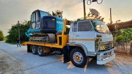 ปิดการขาย ส่งมอบเรียบร้อย   KOBELCO SK125SR-YV06 เก่านอกใช้งานในไทยปีเดียว