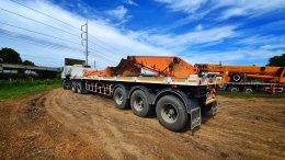 เจ้าของใหม่รถขุดมือสอง DOOSAN DX225LCA บูมยาว 16 เมตร