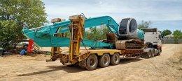 ส่งมอบเรียบร้อย KOBELCO SK200 MarkV Super บูมยาว