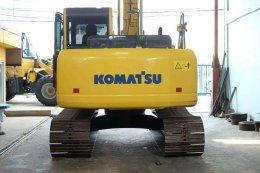 วันที่ 20 มีนาคม 61 รถแบ็คโฮ KOMATSU PC130-8 สภาพเทพบุตร