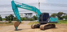 วันที่24 เมษายน พ.ศ.2561 ขอแสดงความยินดี ว่าที่เจ้าของใหม่รถขุด 3 คัน  KOBELCO SK200-8 SuperX และKOMATSU PC200-7