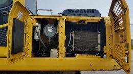 วางมันจำเรียบเร้อย รถแบคโฮมือสอง KOMATSU PC200-8N1 2คัน พร้อมไลน์หัวเจาะกระแทก