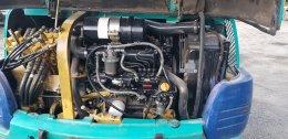 ( ปิดการขาย ) รถแบคโฮเล็ก KOMATSU PC40-7E แทร็คยาง เก่าญี่ปุ่น ยังไม่เคยใช้งานในไทย