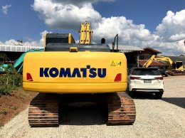 ปิดการขาย ลูกค้า VIP KOMATSU PC200-8M0 สภาพนางฟ้า
