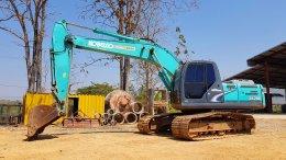 วันทำสัญญาซื้อขาย KOBELCO SK200 Superสวยสดชั่วโมงน้อยที่สุดในประเทศไทย