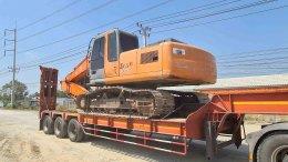 ส่งมอบ รถขุดมือสอง HITACHI ZX200-1
