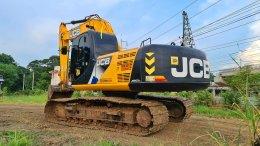 ส่งมอบ  JCB JS200SC