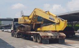ปิดการขาย  KOMATSU PC200-8 บูมยาวแท้จากโรงงาน สภาพดี พร้อมใช้งานด้วยนะครับ