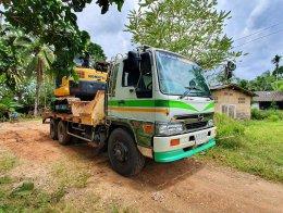 รถแบคโฮเล็กมือสอง  KOMATSU PC78us-8 ใช้งาน 3 พันชั่วโมง