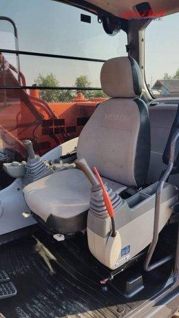 ส่งมอบเรียบร้อย รถแบคโฮมือสอง HITACHI ZX160LC-5G