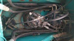 วันทำสัญญาซื้อขายและขนย้ายรถแบคโฮมือสองSK200Yn12Superพี่นาจจังหวัดเลย